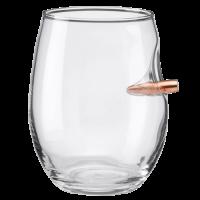 Bullet Wine Glass - 15oz