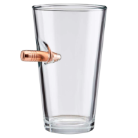 Bullet Pint Glass - 16oz