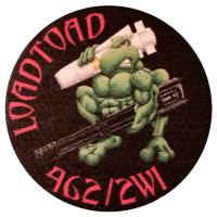 """Weapons Loadtoad Coaster - 4"""""""
