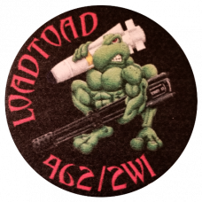 Weapons Loadtoad Coaster - 4""