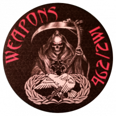 Weapons Reaper Coaster - 4""