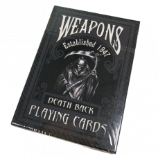 Weapons Playing Cards