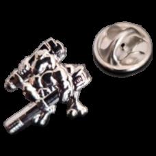 Loadtoad Lapel Pin - 16mm