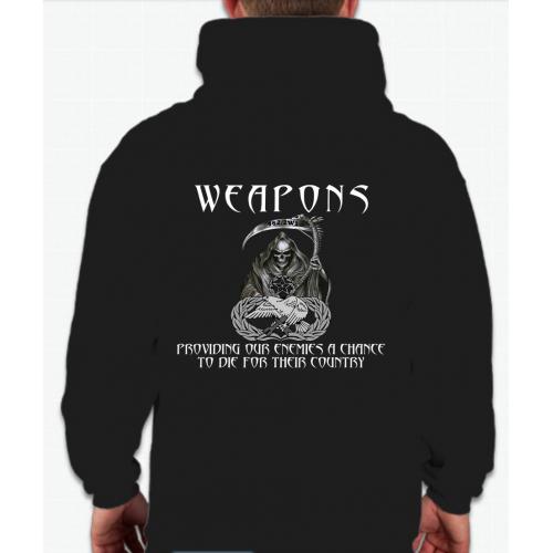 Weapons Reaper Pullover Hoodie