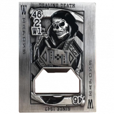 Dealing Death Weapons Challenge Coin