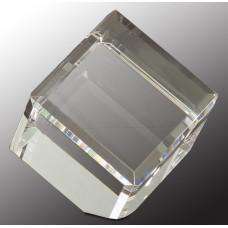 """Crystal Cube (5"""")"""