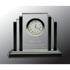 "Crystal Clock (6"")"