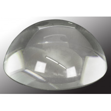 "Crystal Round Paperweight (3"")"