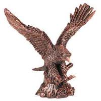 "Resin Eagle Metallic Bronze (7 1/4"")"