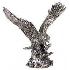 "Resin Eagle Metallic Silver (7 1/4"")"