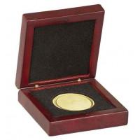 "Rosewood Piano Finish Gift Box (7 3/4"" x 6 1/4"" x 2 3/8"")"