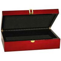 "Rosewood Piano Finish Gift Box (12 1/4"" x 8 1/4"" x 3 1/2"")"