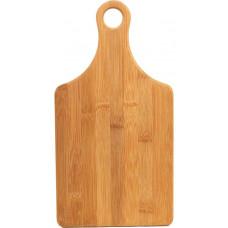 "Bamboo Cutting Board in Paddle Shape (13 1/2"" x 7"")"
