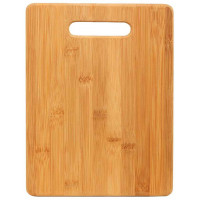 "Rectangle Bamboo Cutting Board (11 1/2"" x 8 3/4"")"