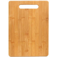 "Rectangle Bamboo Cutting Board (13 3/4"" x 9 3/4"")"