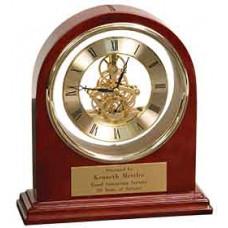 """Grand Piano Arch Clock (7 3/4 x 9"""")"""