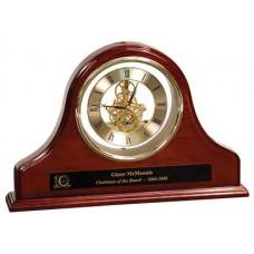 """Grand Piano Mantel Clock (13 1/4 x 9"""")"""