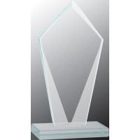 """Diamond Jade Glass Award (7 1/2"""")"""