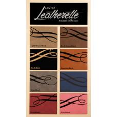 Leatherette Display