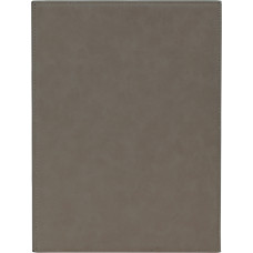 """Leatherette Plaque in Gray (7"""" x 9"""")"""