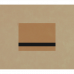 """Leatherette Sheet Stock in Light Brown (12"""" x 24"""")"""