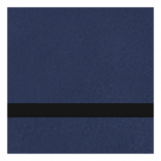 "Leatherette Sheet Stock in Blue (12"" x 24"")"