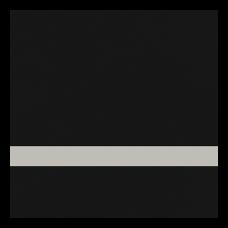 "Leatherette Sheet Stock in Black/Silver (12"" x 24"")"