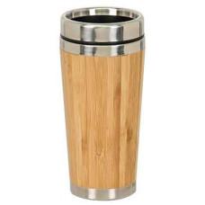 Natural Bamboo Travel Mug (14 oz)
