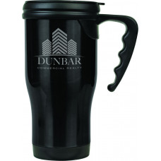 Travel Mugs in Gloss Black (14 oz.)