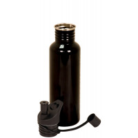 Water Bottles in Gloss Black (17 oz)