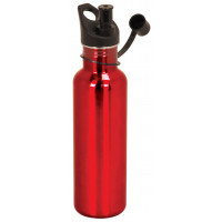 Water Bottles in Gloss Red (17 oz)