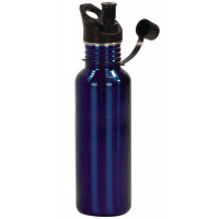 Water Bottles in Gloss Blue (17 oz)