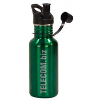 Water Bottles in Gloss Green (17 oz)