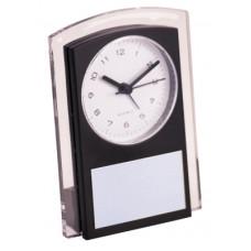 "Black Promotional Clock (5 1/2"")"