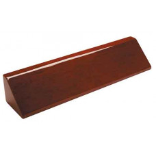 "Rosewood Piano Finish Desk Wedge (10 1/2"")"