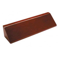 "Rosewood Piano Finish Desk Wedge (8 1/2"")"