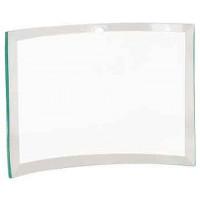 "Jade Glass Crescent (10"" x 7"" x 3/8"")"
