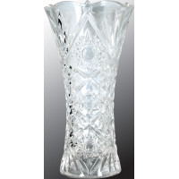 "Royal Glass Vase (13 3/4"")"