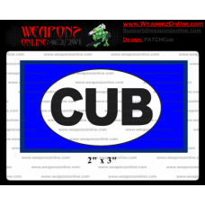 Custom CUB patch