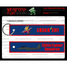 Custom 389th Fighter Squadron Remove Before Flight