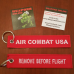 Custom Air Combat USA Remove Before Flight ®