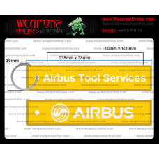 Custom Airbus Remove Before Flight