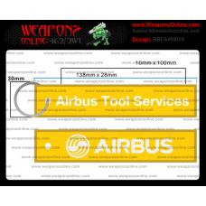Custom Airbus Remove Before Flight