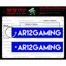 Custom AR12Gaming Remove Before Flight