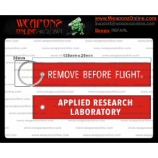 Custom Applied Research Laboratory Remove Before Flight ®