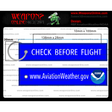Custom Aviation Weather NOAA Check Before Flight
