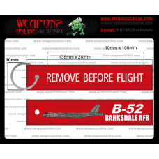 Custom B-52 Barksdale AFB Remove Before Flight ®