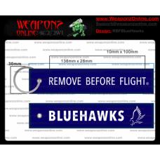 Custom BlueHawks Remove Before Flight ®