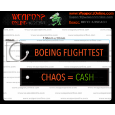 Custom Chaos = Cash Boeing Flight Test