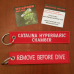 Custom Catalina Hyperbaric Chamber Remove Before Dive